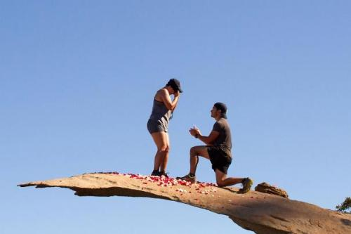 Best way to propose a girl