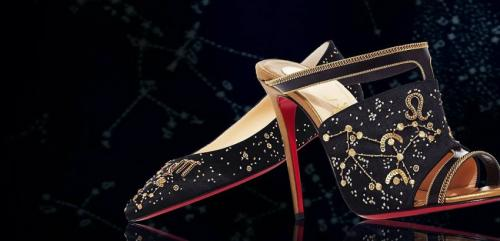Christian Louboutin launches a collection inspired by Astrology cover