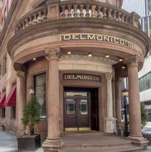 Delmoncinos NYC - Lobster Newberg