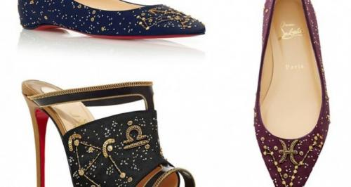 Christian Louboutin launches a collection inspired by Astrology shoes christian louboutin Christian Louboutin launches a collection inspired by Astrology Christian Louboutin launches a collection inspired by Astrology shoes1 e1455528954599