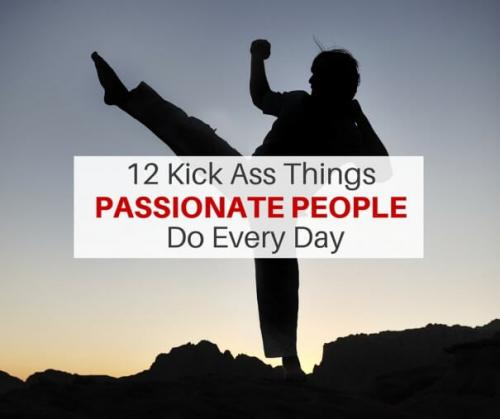 Passionate People