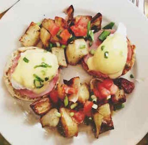 Eggs Benedict - Tartine New York