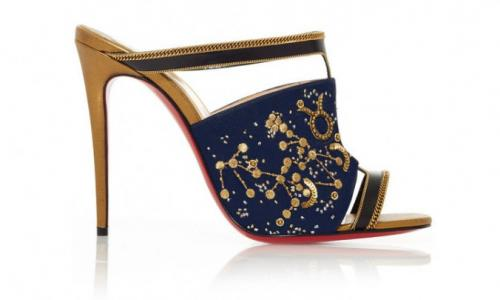 Christian Louboutin launches a collection inspired by Astrology navy shoe christian louboutin Christian Louboutin launches a collection inspired by Astrology Christian Louboutin launches a collection inspired by Astrology navy shoe e1455527865567