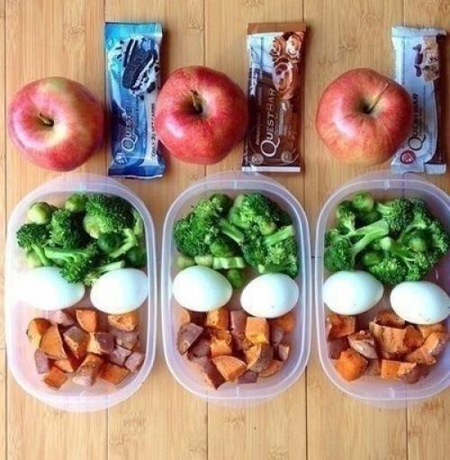 An Example Of Protein Diet Week Plan Ladies Lifestyle