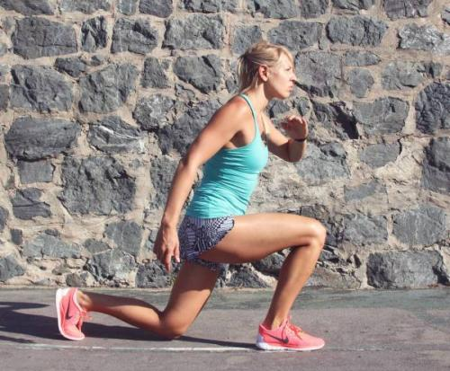 Jump lunges build single leg coordination and power.