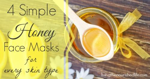4 Simple Honey Face Masks for Every Skin Type