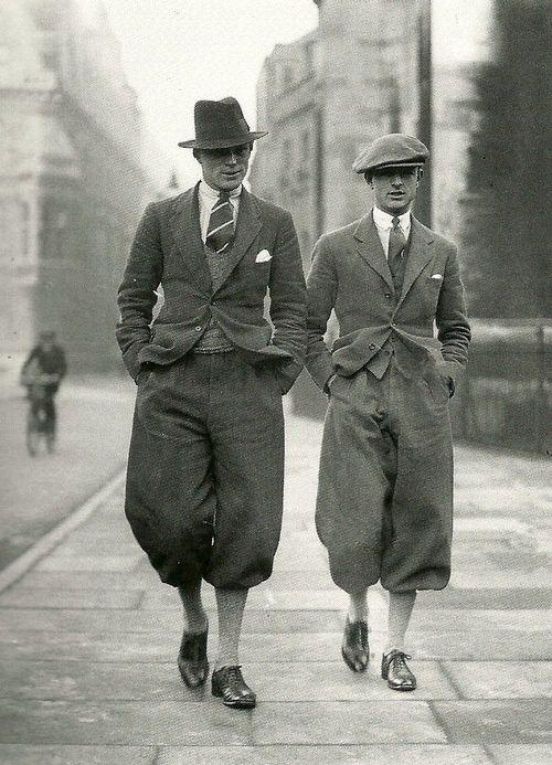 Cambridge Undergraduates c. 1926