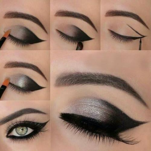 How to get the Smokey Eyes