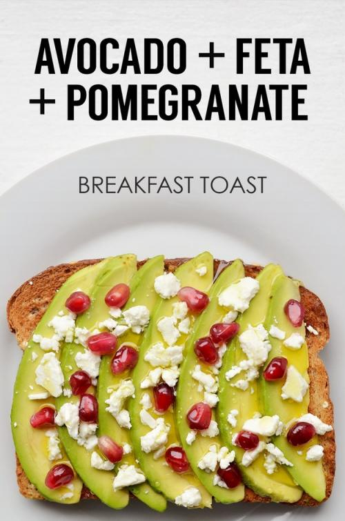 Creative Breakfast Toasts That are Boosting Your Energy Levels (19)