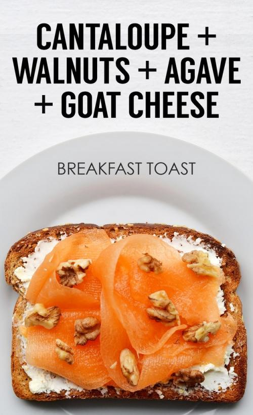 Creative Breakfast Toasts That are Boosting Your Energy Levels (21)