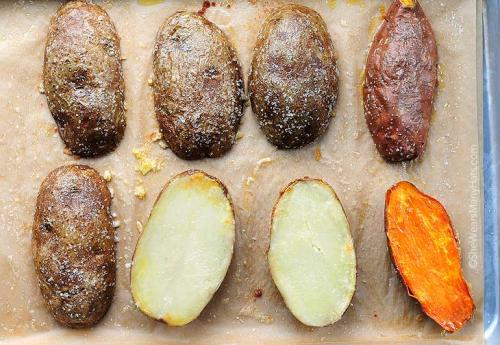 quick roasted potatoes