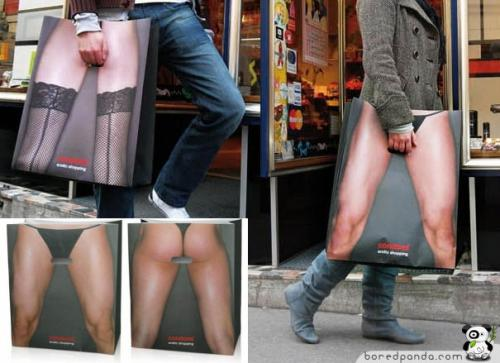 39 Of The Most Creative Shopping Bag Designs Ever Created