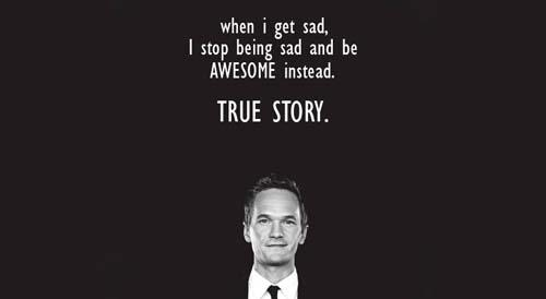 Barney picture quote