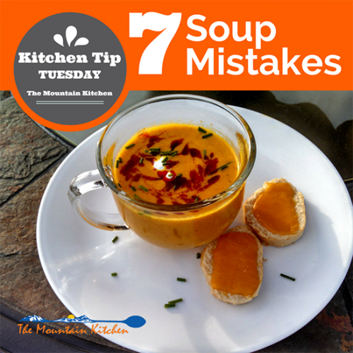 7 Common Mistakes When Making Soup & How to Avoid Them