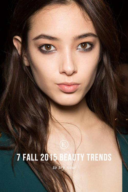 7 Fall Beauty Trends to Try Now #theeverygirl
